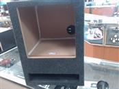 QPOWER Speaker Cabinet CABINET KCR318.12